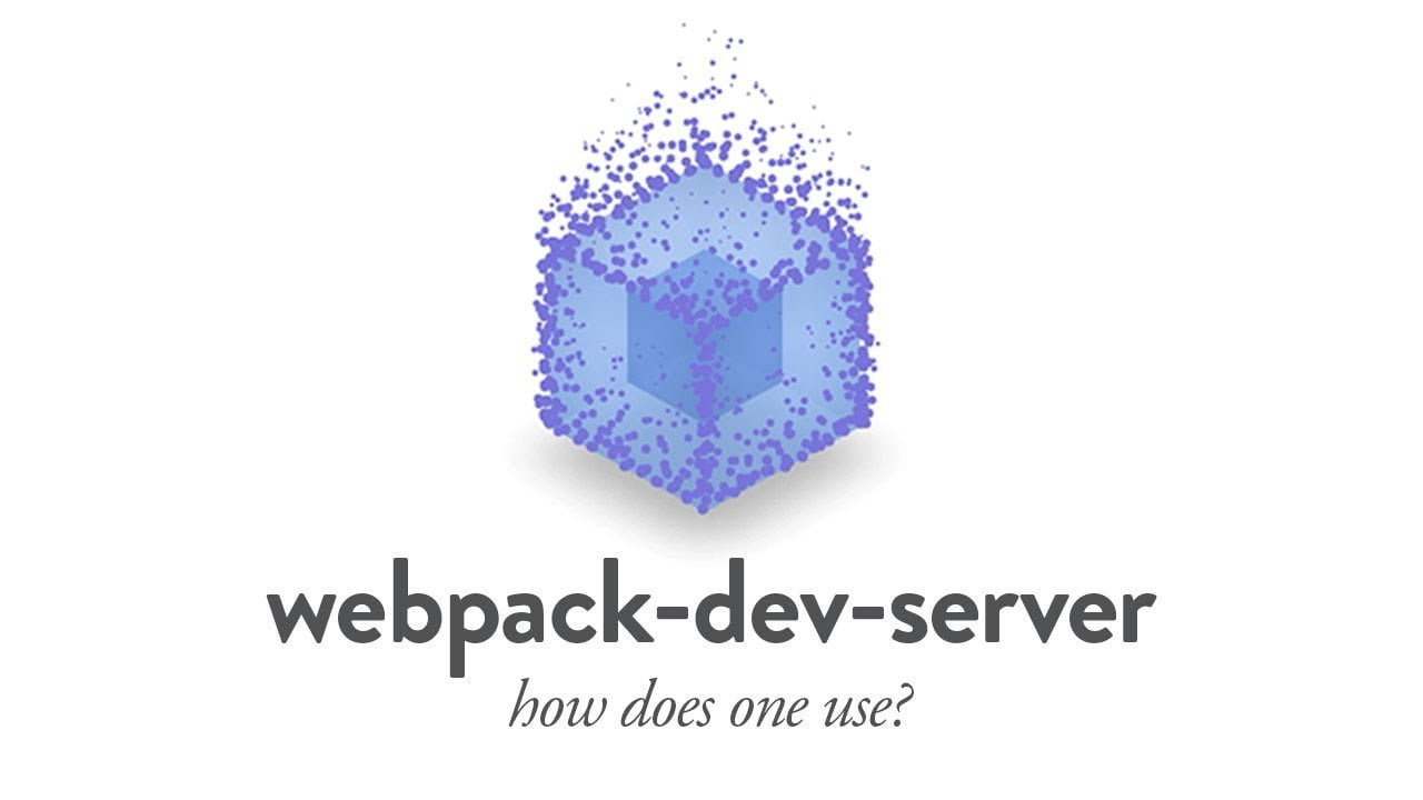 webpack dev server