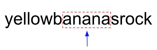 palindromic substring problem visualization 8