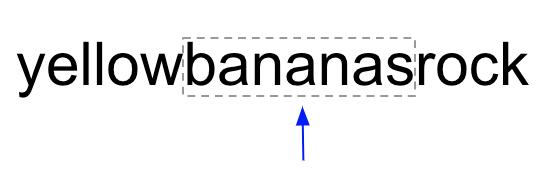 palindromic substring problem visualization 9